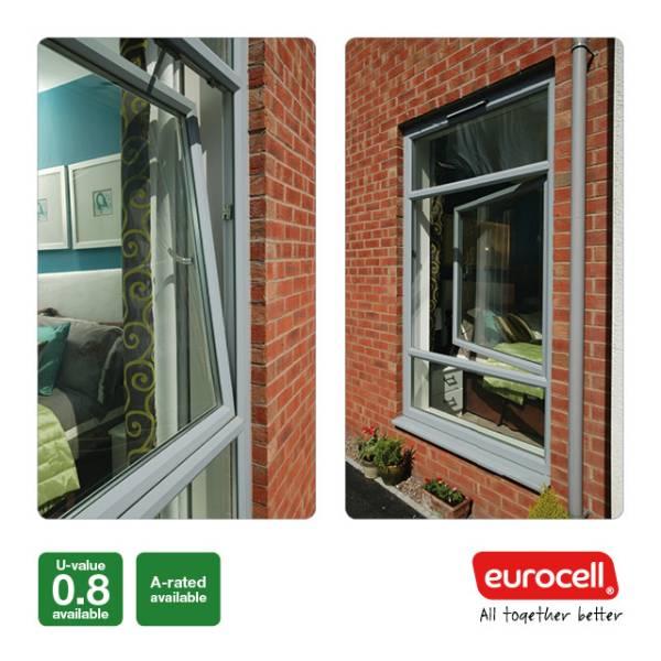PVC-U Tilt And Turn Windows