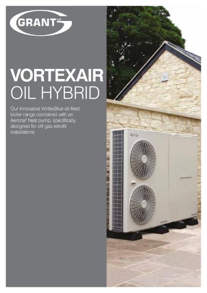 Heat Pump / Oil boiler Hybrid Brochure