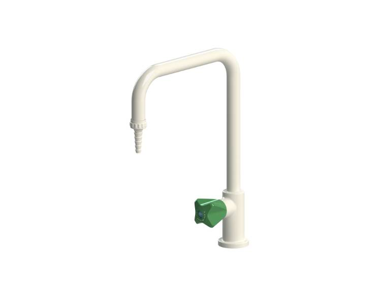 Table mounted laboratory water mixer