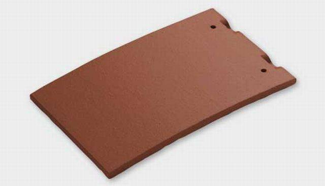 Hawkins clay plain tiles