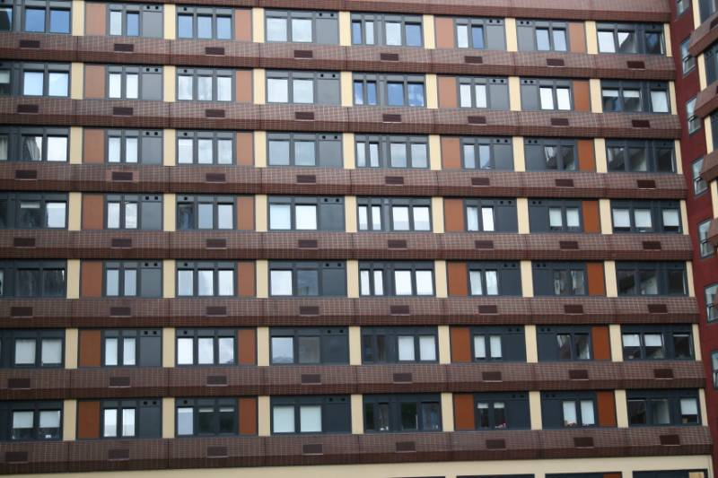 Trafford House, Basildon. Featuring Deceuninck 2500 Series Chamfered, Anthracite Grey Foil External, White Internal