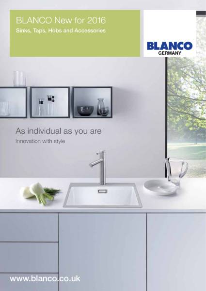 BLANCO - New for 2016