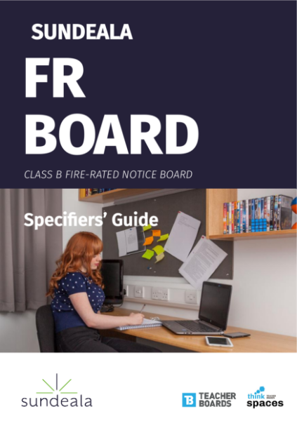 Sundeala FR Board - Specifier Guide
