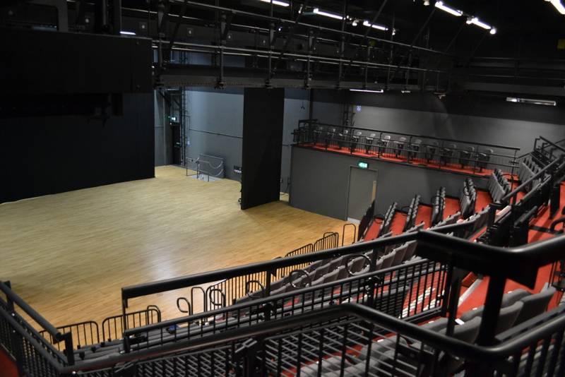 Redevelopment of University of the Arts, London