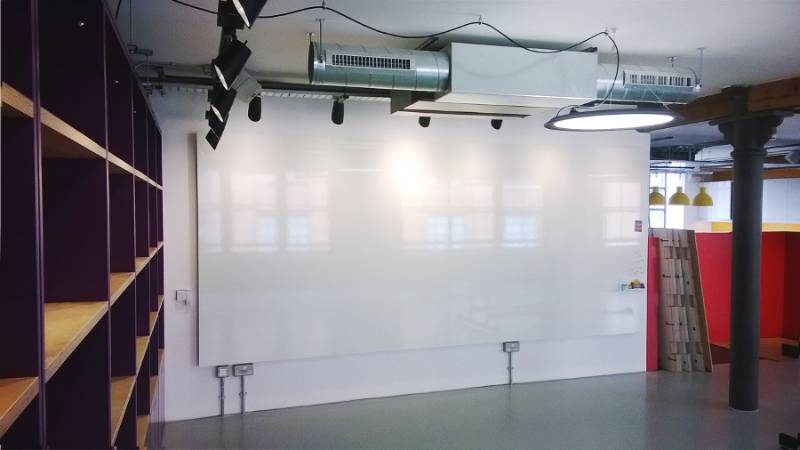 ThinkingWall Custom Whiteboards