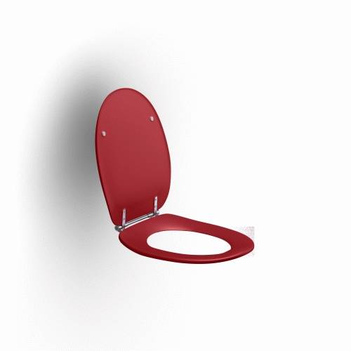 Dania Toilet Seat - sloped