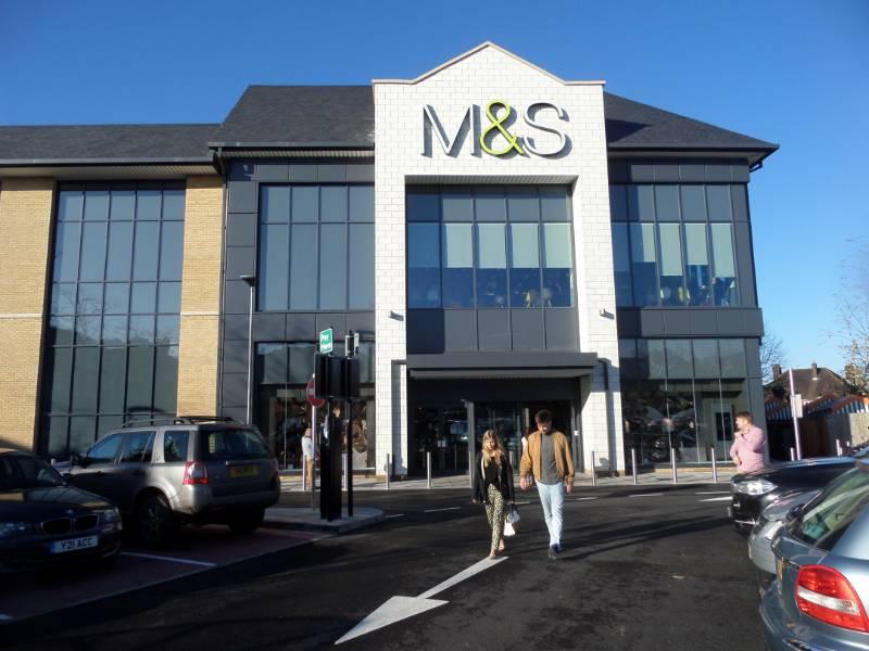 Marks & Spencers, Sevenoaks