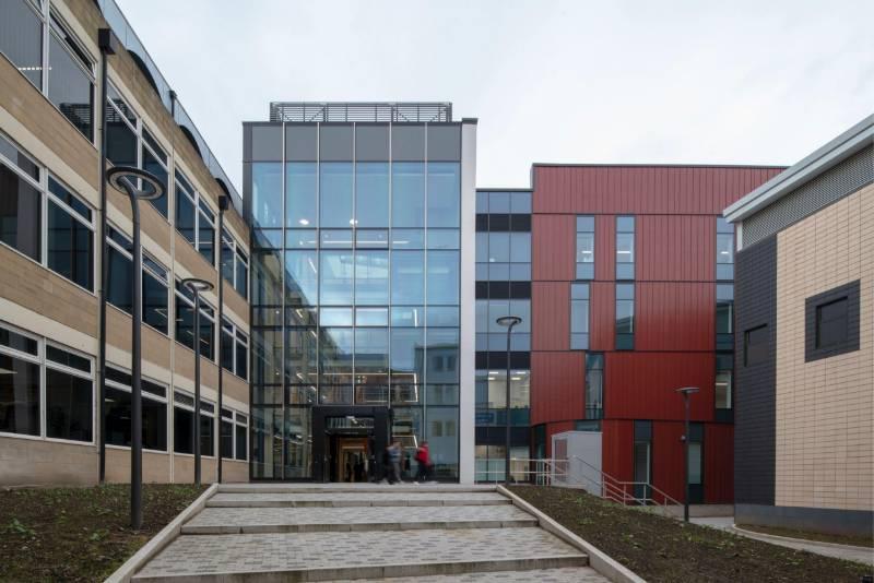 Joseph Priestley Building, University of Huddersfield