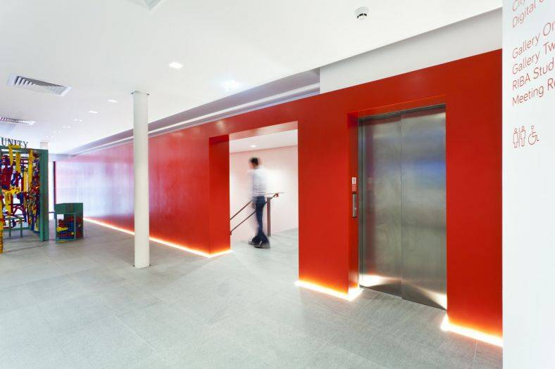 Stannah Upholds Independence in NEW RIBA Architectural Centre