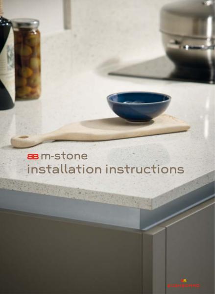 M-Stone Installation Instructions