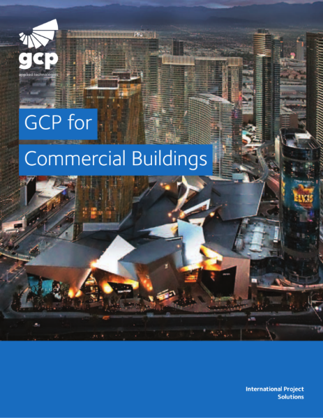 GCP International Projects for Commercial Buildings