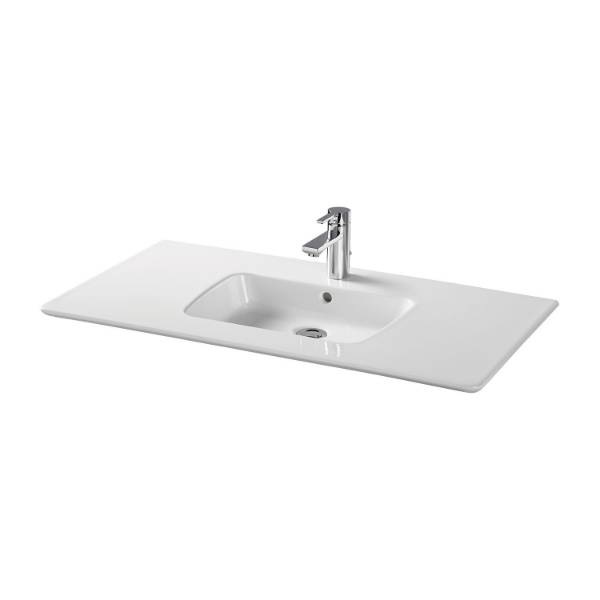 Simeto Due 94 cm Vanity Washbasin