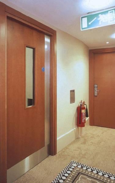 Acoustic Silent Doors
