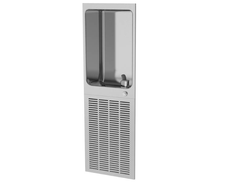 PLF8FPMY Fully Recessed Drinking Fountain