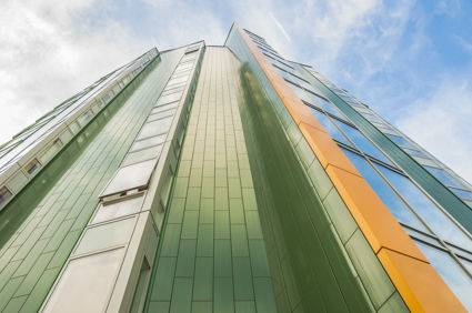Luma Apartments, Park Royal, London - Creaton Tonality Terracotta Rainscreen Cladding