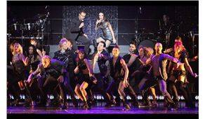 Burn the Floor Performances
