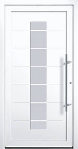 Aluminium Entrance Door Standard