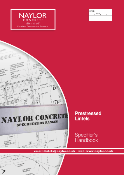 Naylor Concrete - Specifiers Handbook
