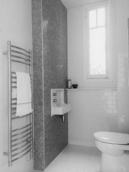 Adur Stainless Steel Heated Towel Rail