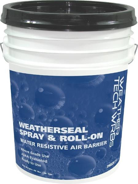 Weatherseal Spray and Roll-on