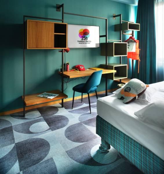 25Hours Hotel, Frankfurt - Clerkenwell, Arctic Survey