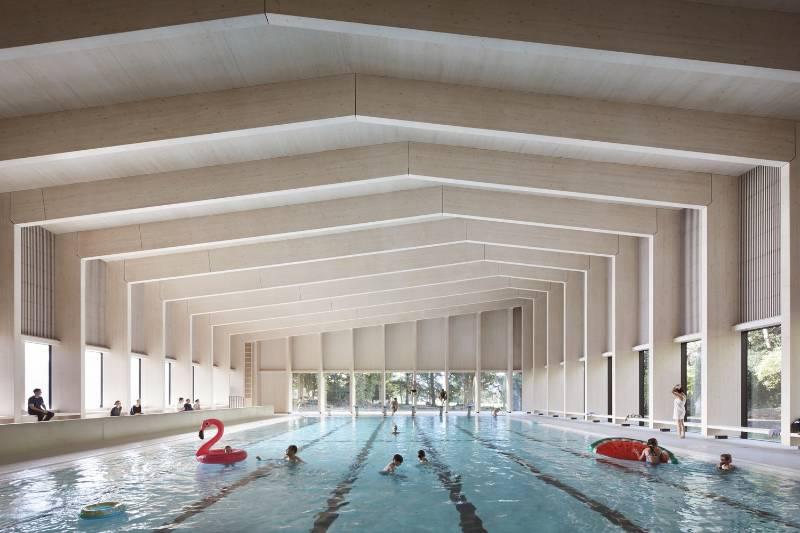 Freeman's Swimming Pool