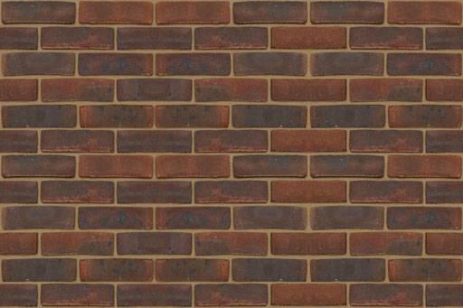 Bexhill Purple Multi - Clay bricks