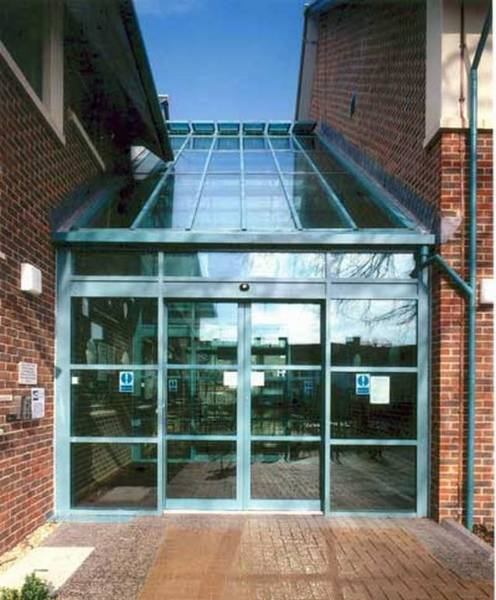 S27 Patent Glazing System