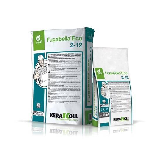 Fugabella® Eco Porcelana 2-12