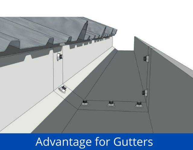 Advantage® for Gutters