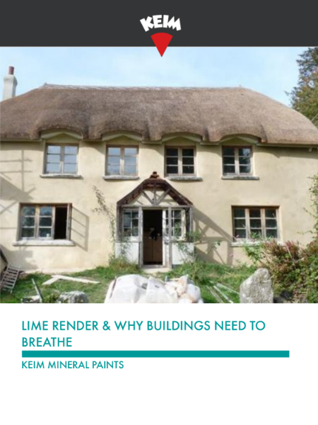 Lime Render & Why Buildings Need to Breathe