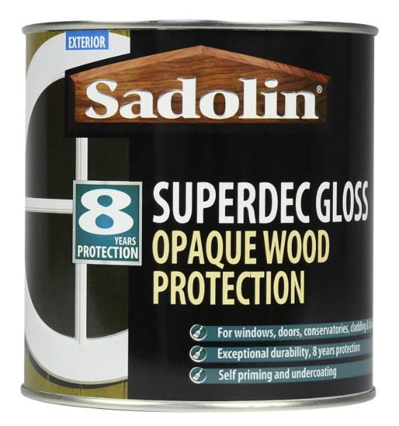 Crown Trade Sadolin Superdec Opaque Gloss