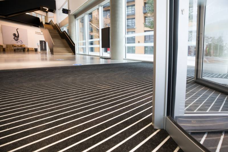 Entrance Matting at The English National Ballet