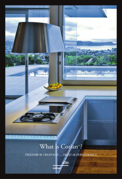 DuPont Corian : What is DuPont Corian?