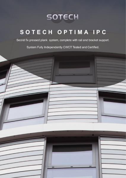 Optima IPC, Interlocking Pressed Plank System Details