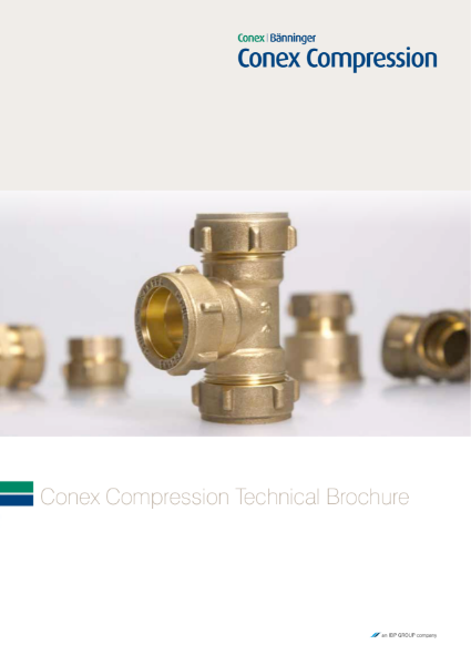 Conex Compression Technical Brochure