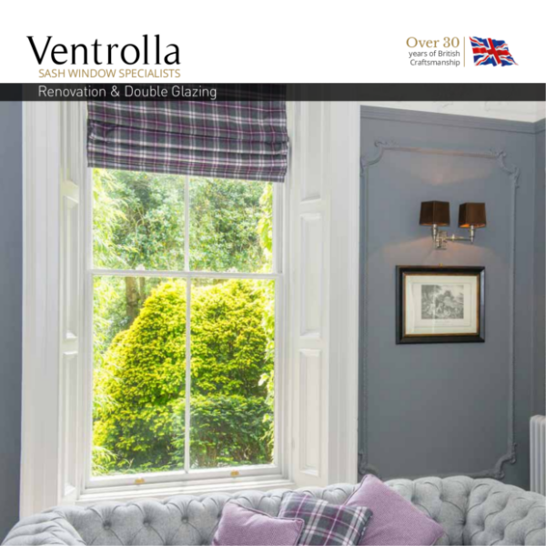 Ventrolla Renovation & Double Glazing
