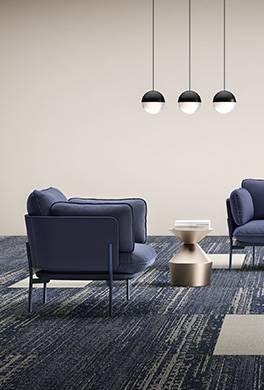 ColorBeat - Pile carpet tiles