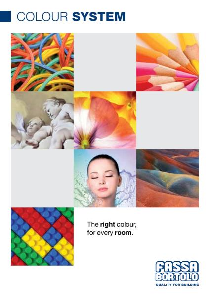 Fassa Bortolo Colour System