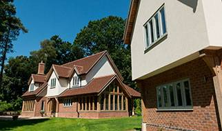 Modus delivers double performance in style at self-build