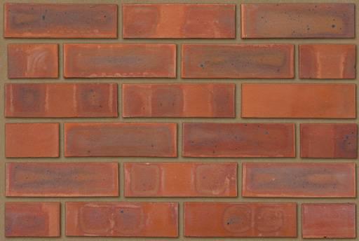 Holbrook Multi Red Smooth - Clay bricks