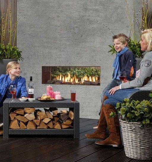 Outdoor Fires - The Mood