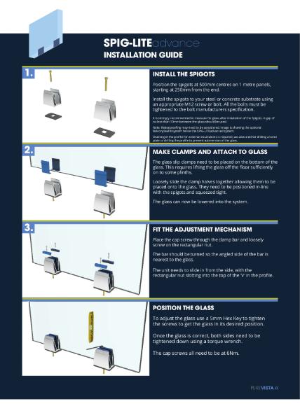 SPIG-LITEadvanced Installation Guide