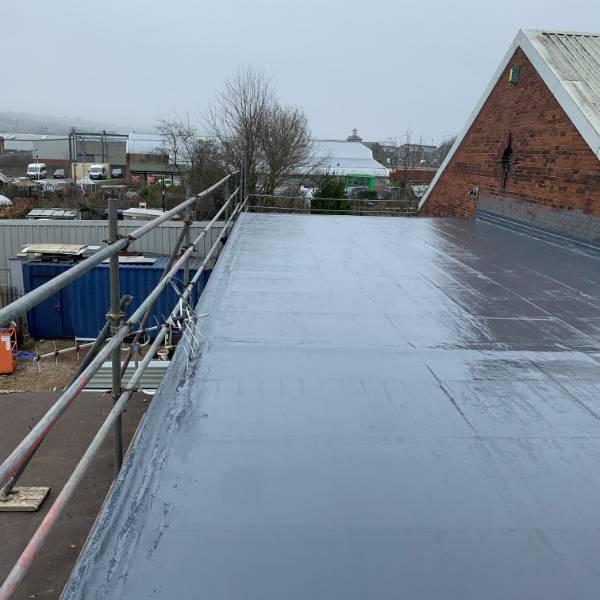 Richmond Roofing - Fibreline