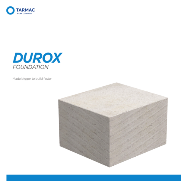 Durox Foundation - Aircrete Blocks Product Guide