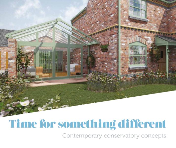 Contemporary Conservatories Consumer Brochure