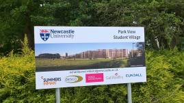 Newcastle University – Student Village