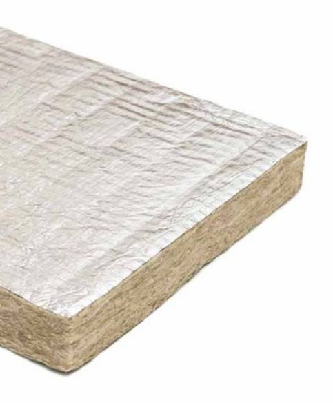 573 Foil Faced Rock Fibre Slab