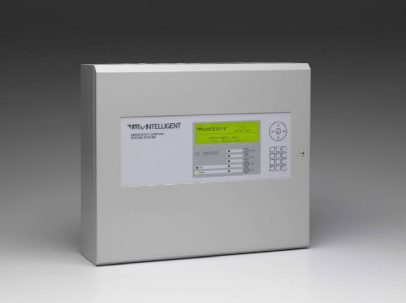LuxIntelligent Panel - Emergency lighting control system