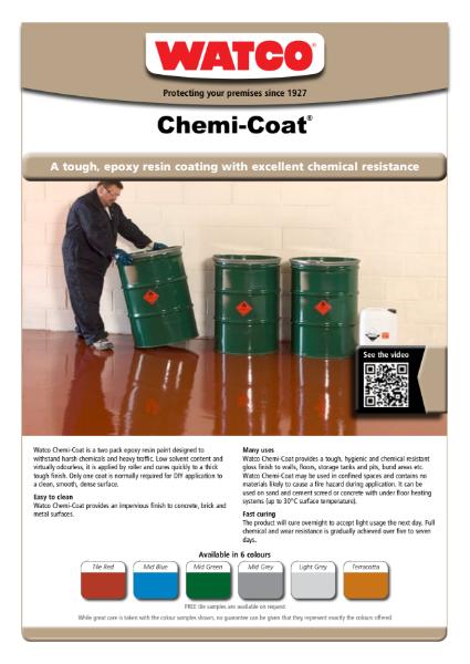 Watco Chemi-Coat